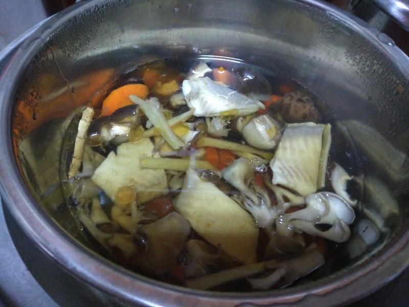 菇菇魚湯【好菇道營養料理】