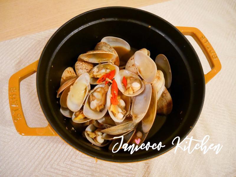 中式小菜🥘香辣醬油水大蜆