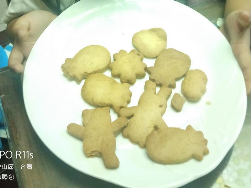 氣炸鍋 奶油餅乾(ㄋㄟㄋㄟ補給站)