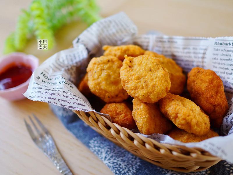在家自製安心雞塊~豆腐雞塊!(食譜影片)