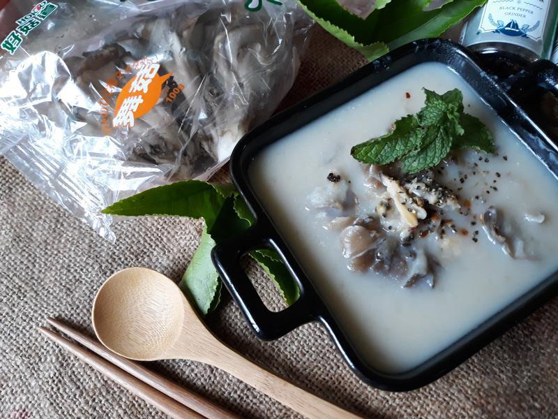 【好菇道營養料理】舞菇蛤蜊濃湯