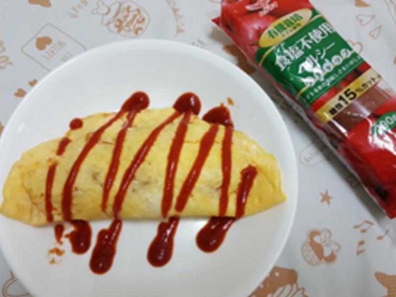 【低蛋白】日式蛋包飯