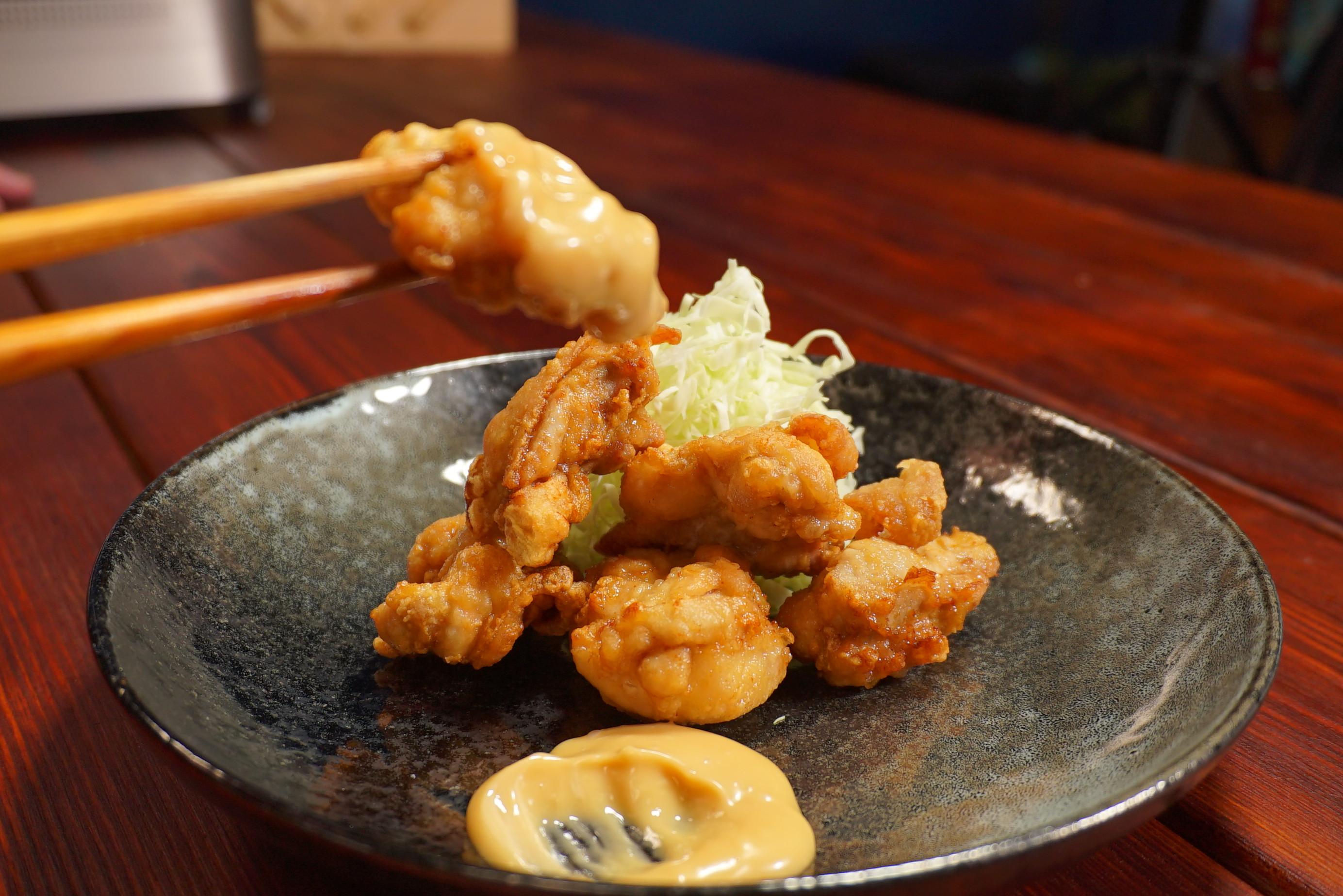 日式唐揚雞-豆油伯甘田醬油