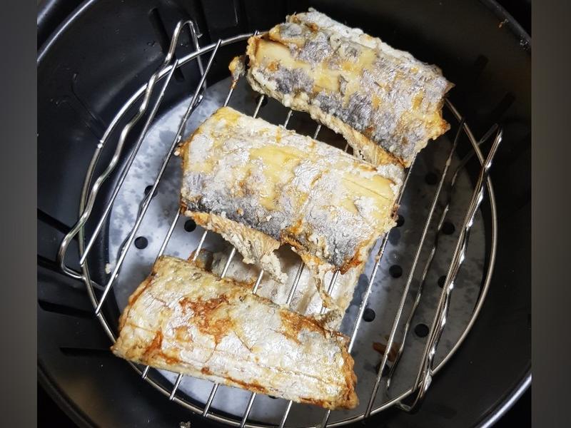 白帶魚(氣炸鍋)
