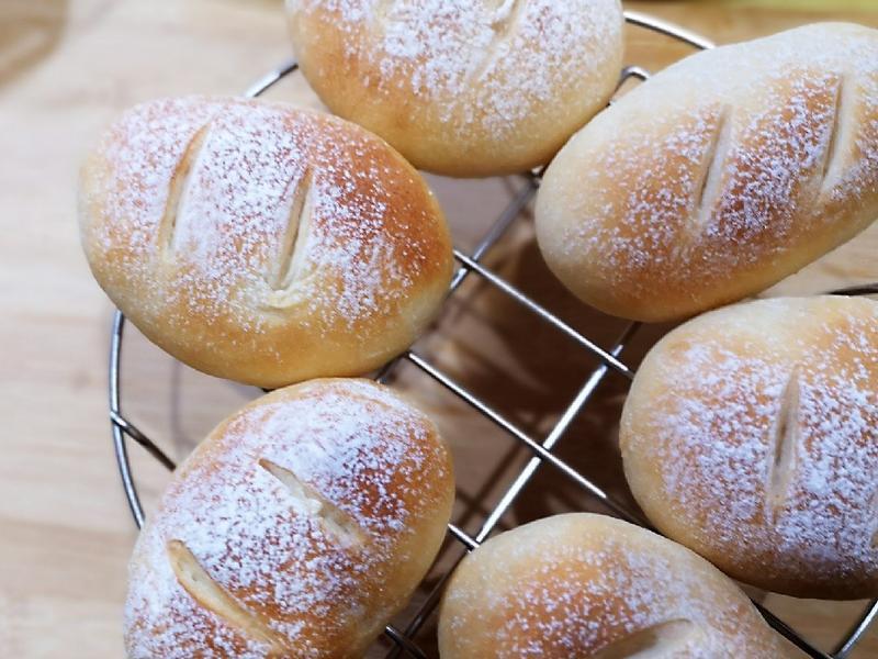 牛奶法國麵包(迷你份量)