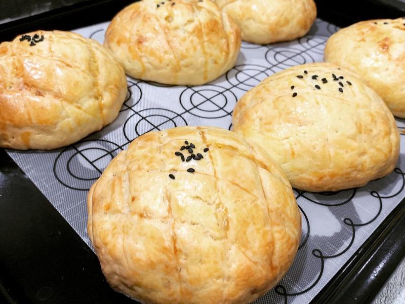 <小太陽TB-8021>菠蘿麵包