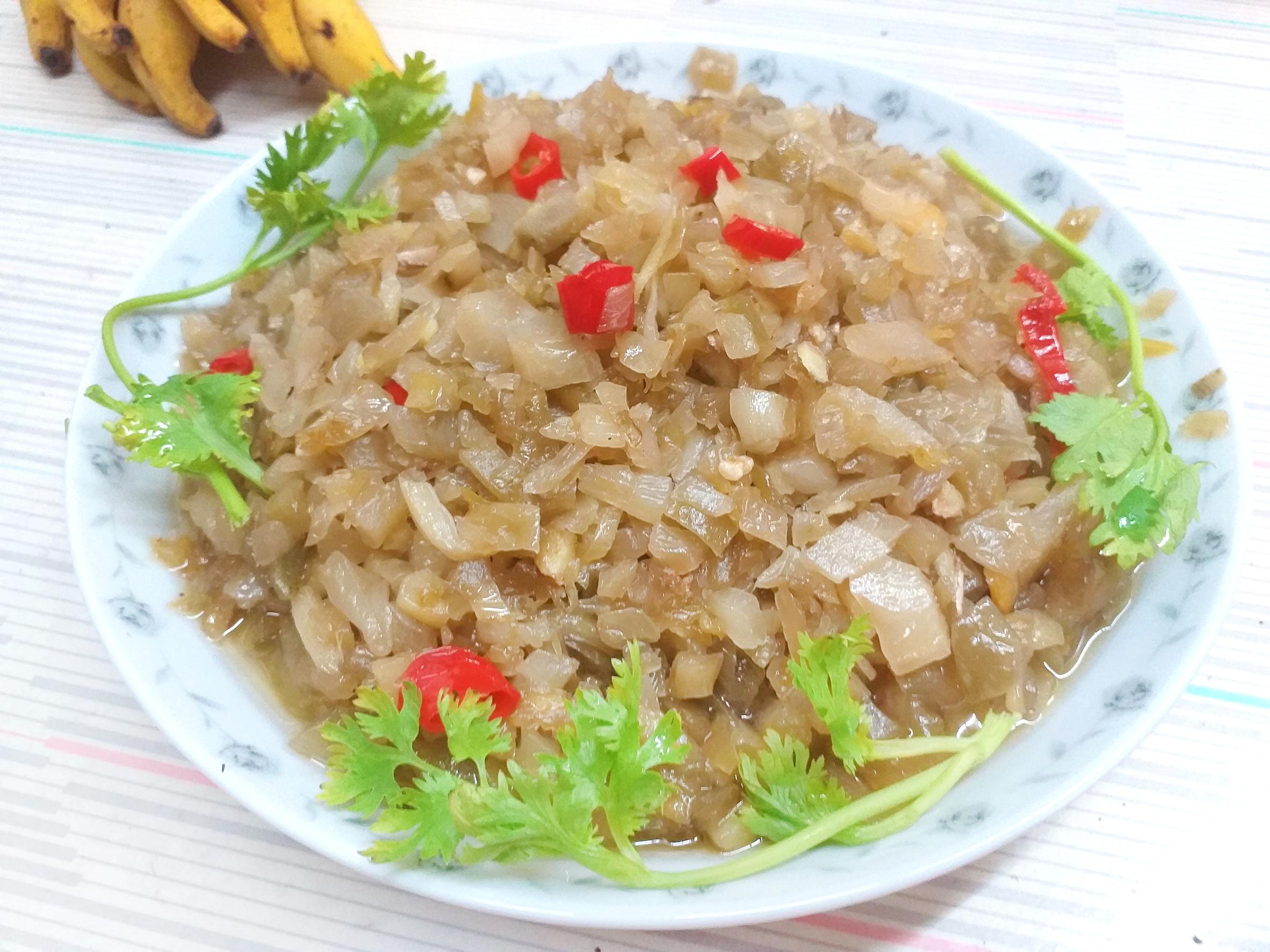 酸菜炒朝天椒*萍姊