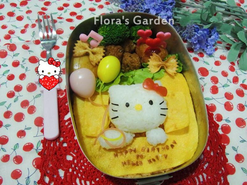 Hello Kitty 生日快樂