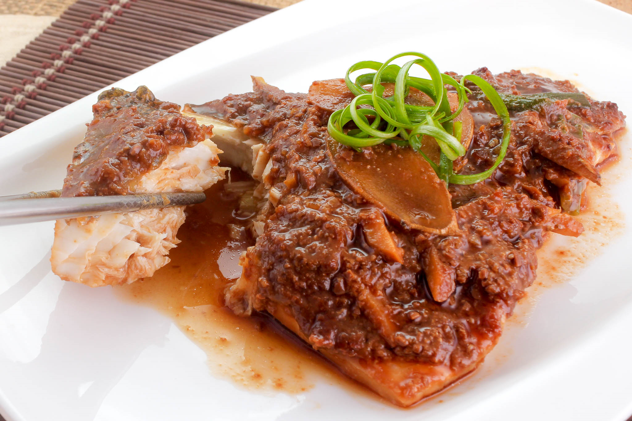 【厚生廚房】味噌蒸魚
