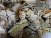 雞絲炒舞菇【好菇道營養料理】