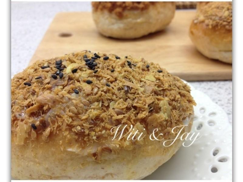 [Witi✿Kitchen](麵包機-麵包)素鬆麵包