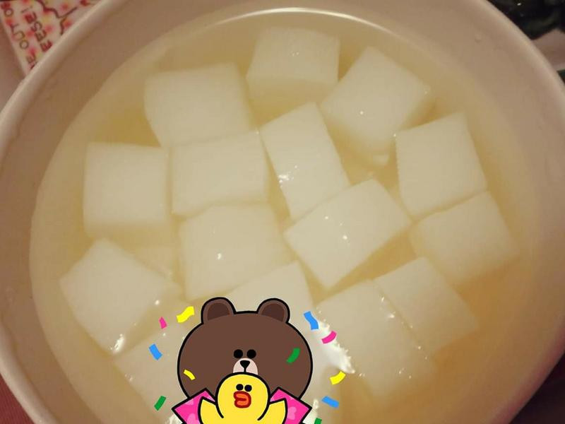 [看韓綜學做菜]水蘿蔔泡菜(炸雞蘿蔔)