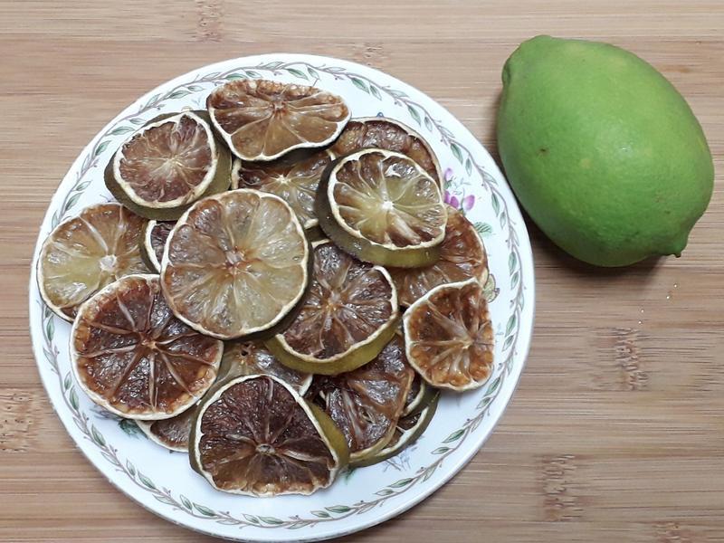 檸檬果乾-中華二店氣炸鍋