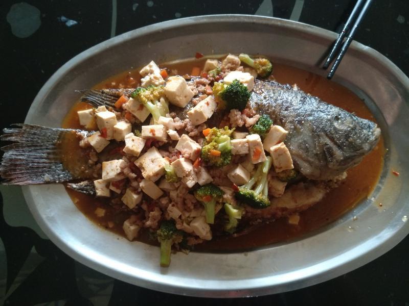香辣豆瓣魚