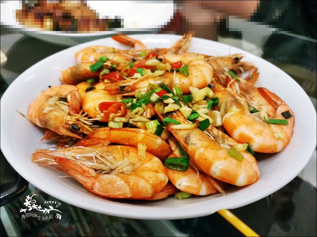 【氣炸鍋料理】蔥蒜椒鹽蝦