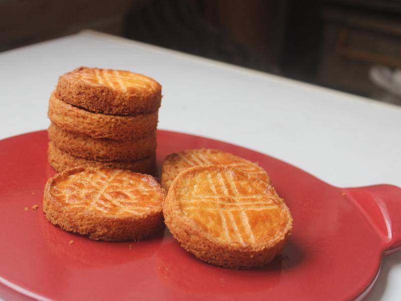 布列塔尼酥餅 Galette Breto