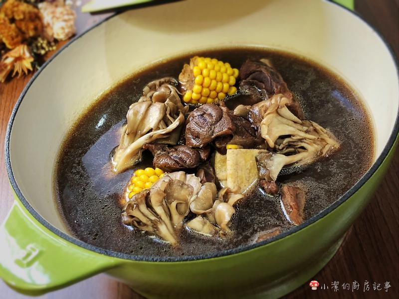 十全羊肉大補湯 - 好菇道營養料理