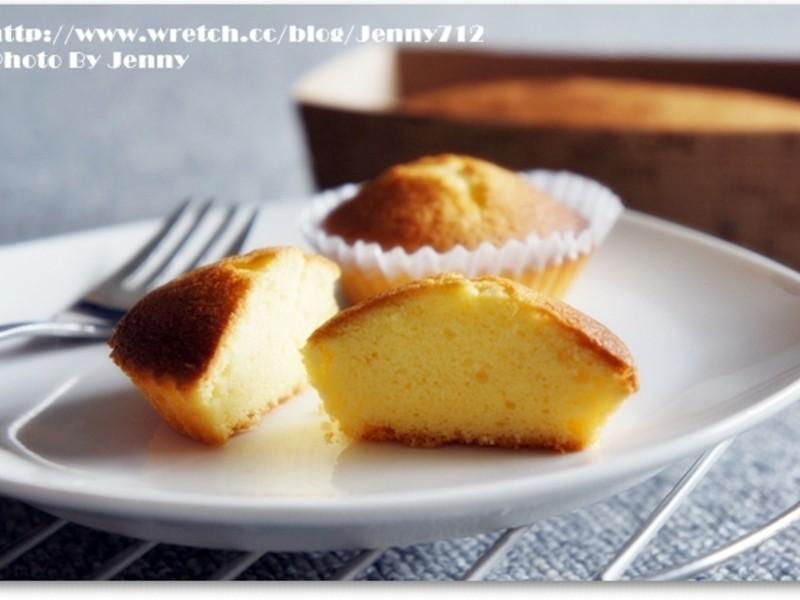 簡單蜂蜜小蛋糕