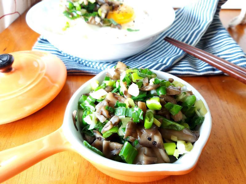 菇菇蔥油拌醬【好菇道營養料理】