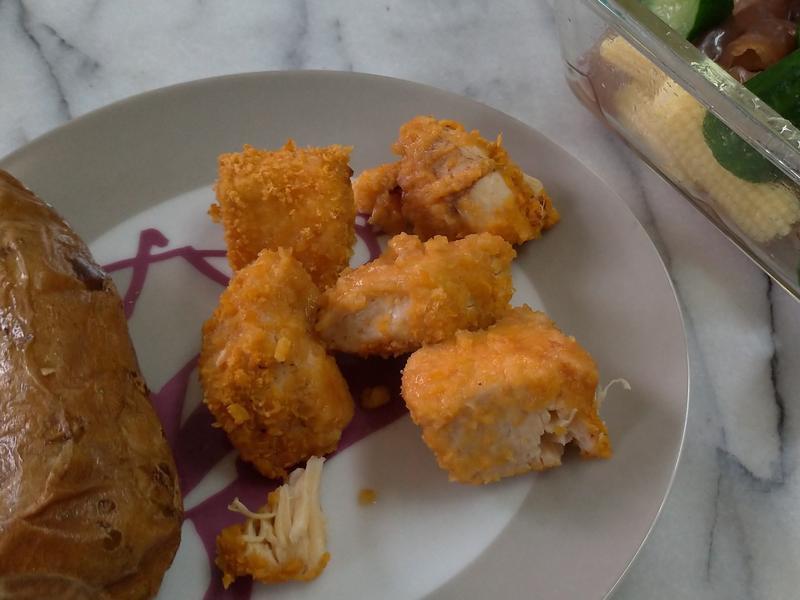 好吃雞胸肉微波爐料理!