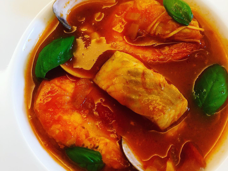 馬賽魚湯bouillabaisse