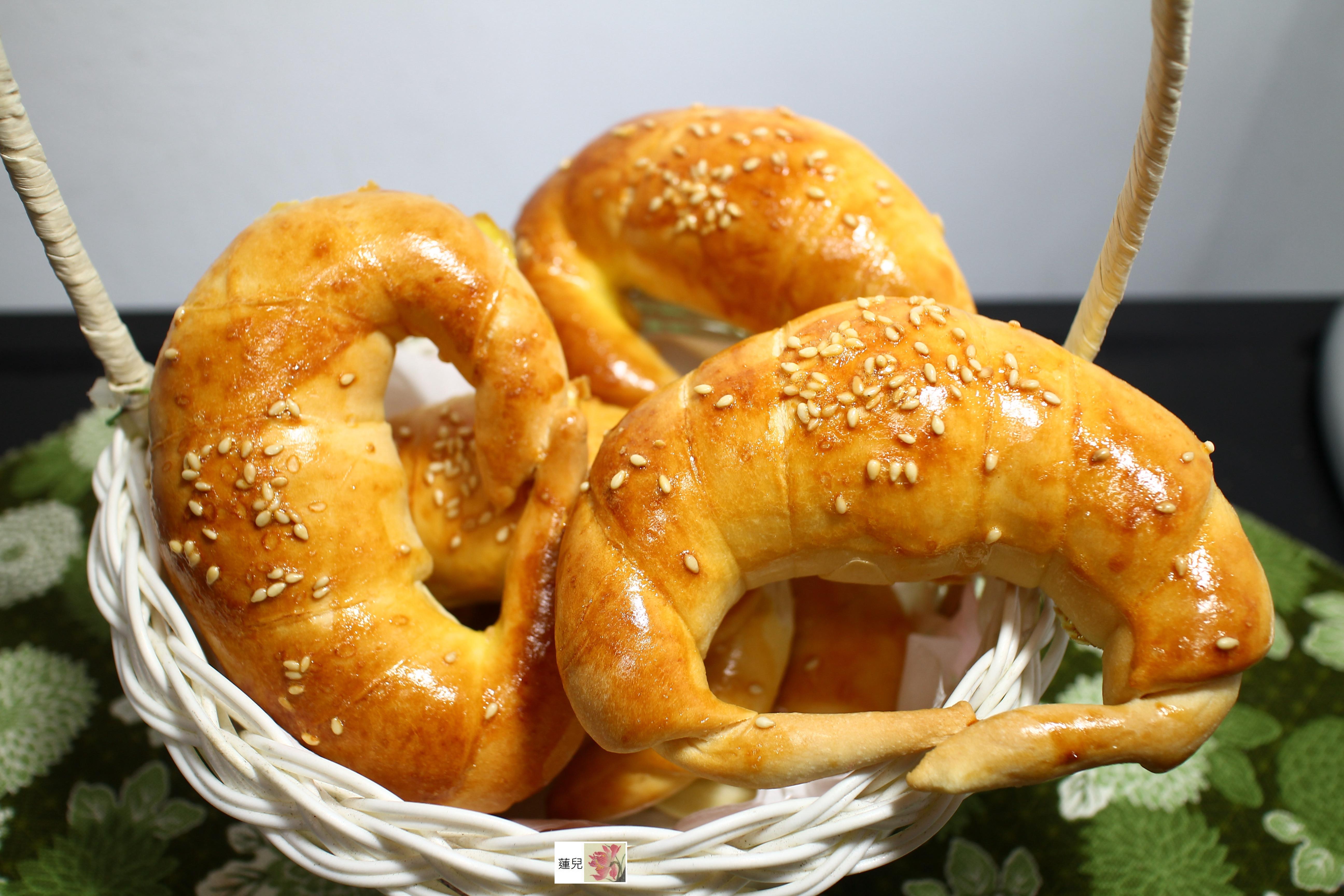 金牛角麵包(低熱量)
