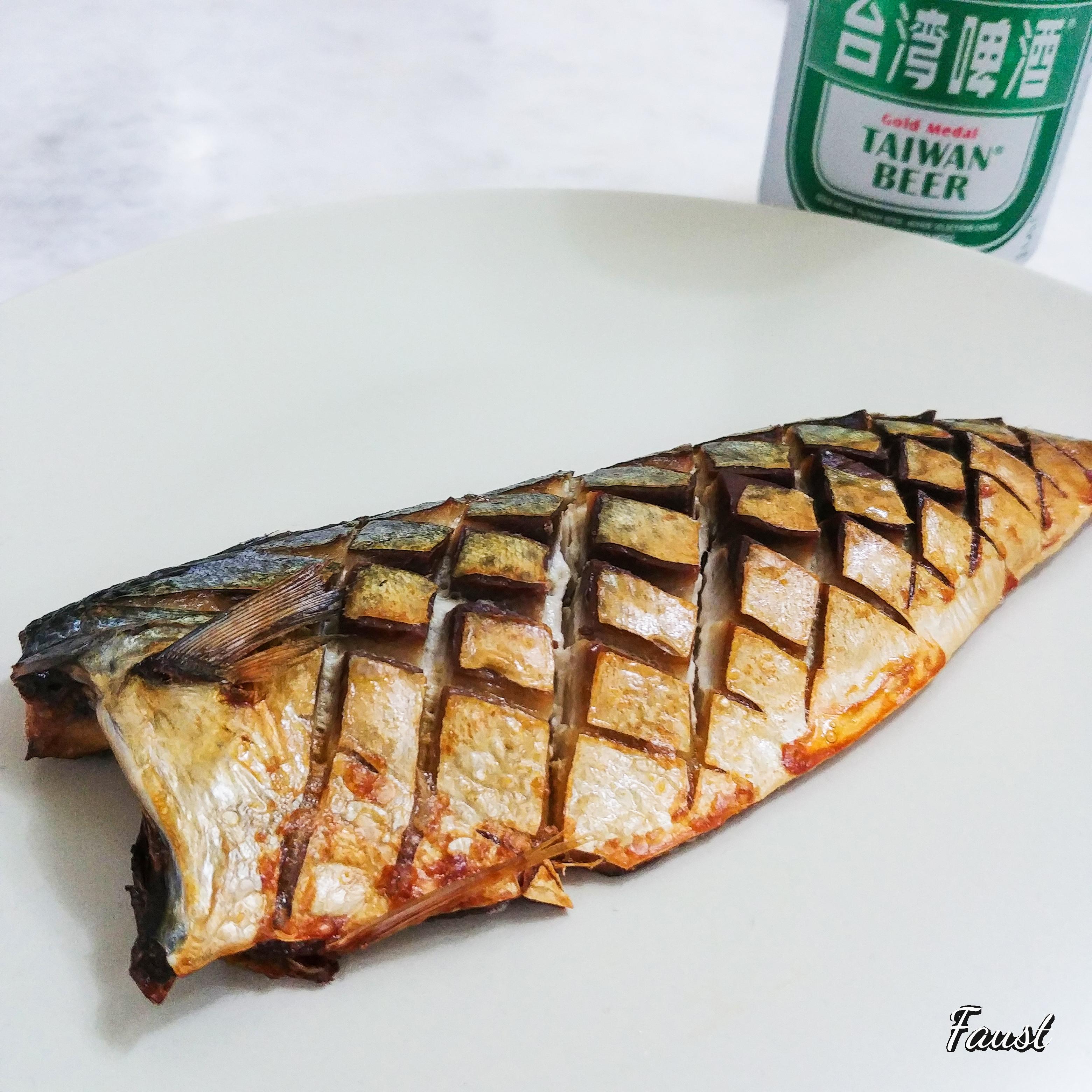 丟進烤箱就解決 ♪ 鹽烤鯖魚