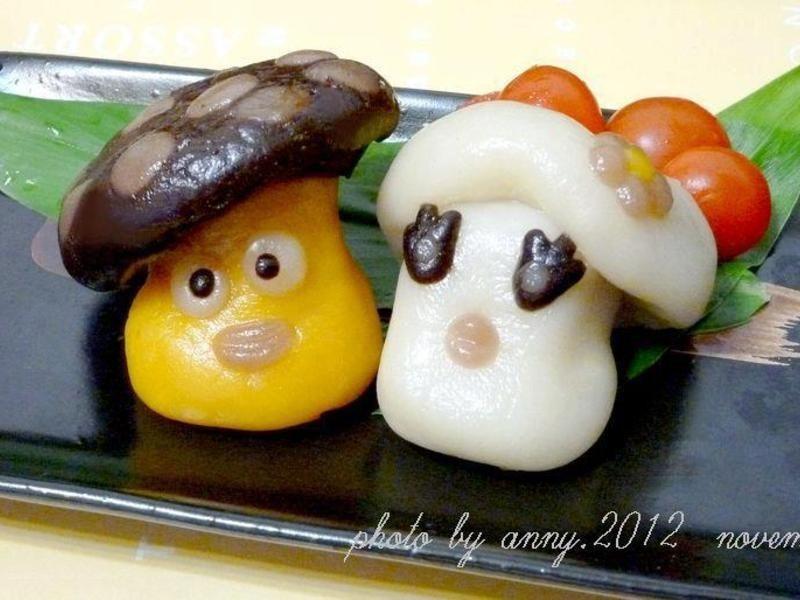 起司菇菇Q粿