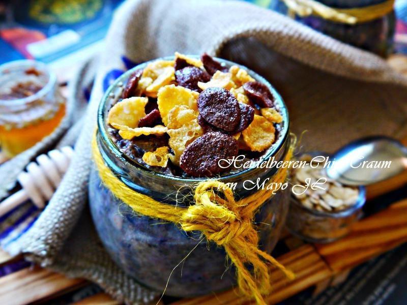 藍莓奇亞籽夢想杯