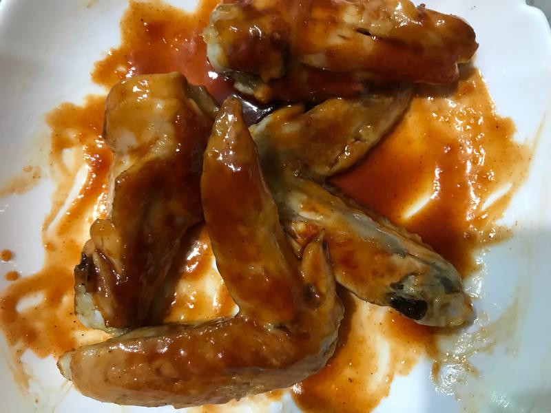 韓式雞翅-新店民權萬用鍋食譜