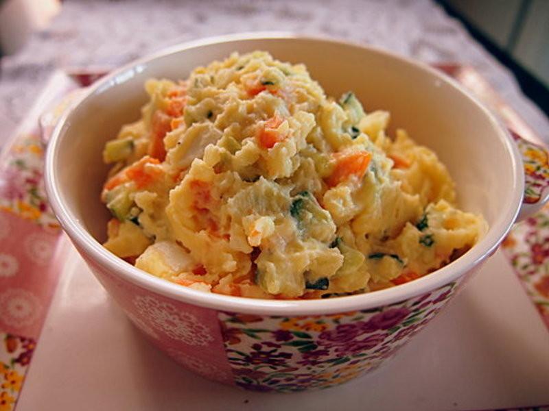 【深夜食堂】馬鈴薯沙拉