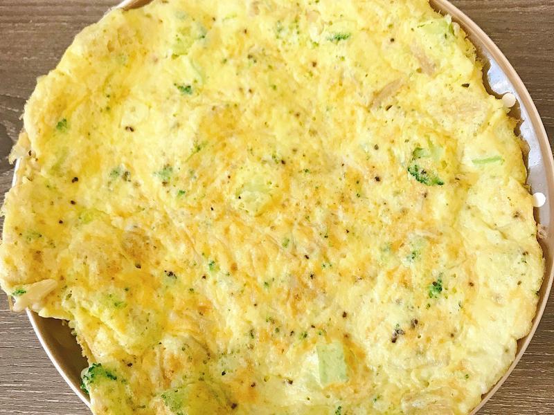 (減脂)蔬菜厚蛋