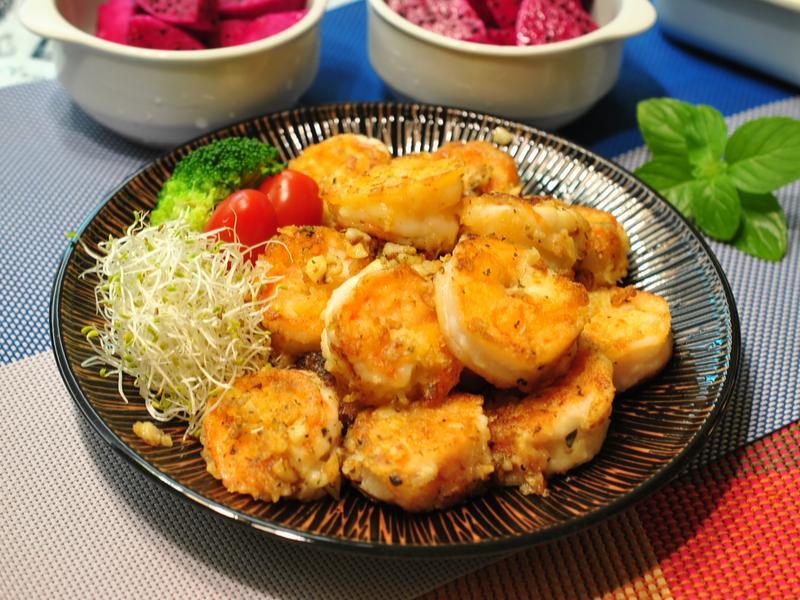 義式煎蝦仁(便當菜)