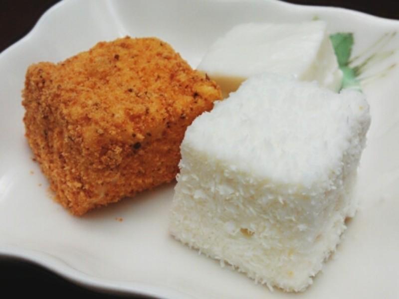 椰奶雪花糕
