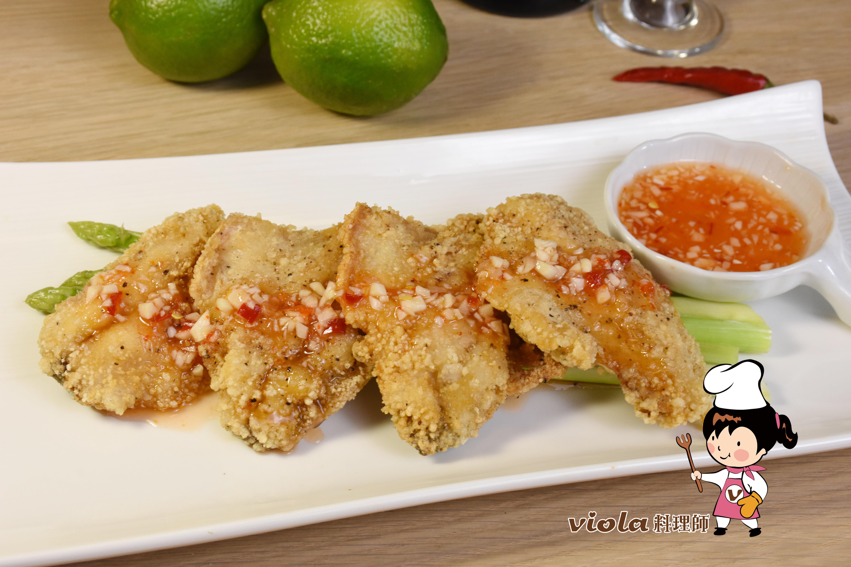 泰式炸魚片