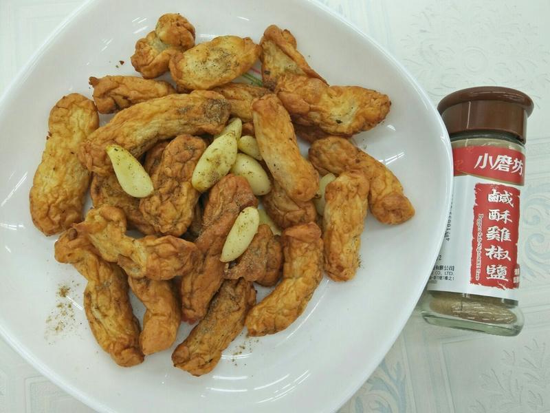 鹹酥蒜香天婦羅~中華二店-2 氣炸鍋