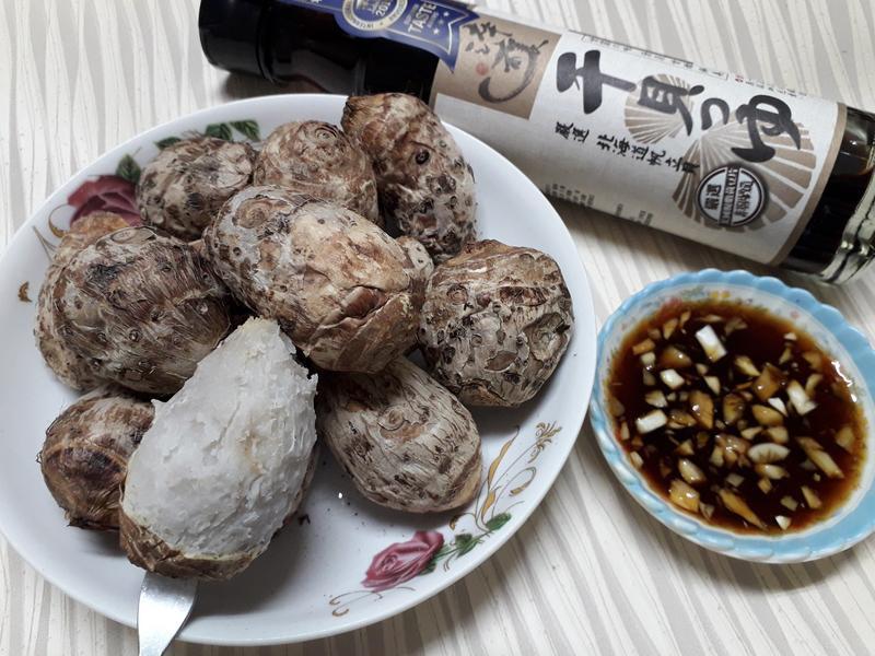 氣炸山芋頭~中華二店-2 氣炸鍋