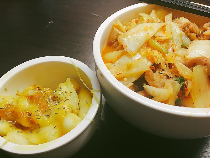 韓式泡菜炒年糕