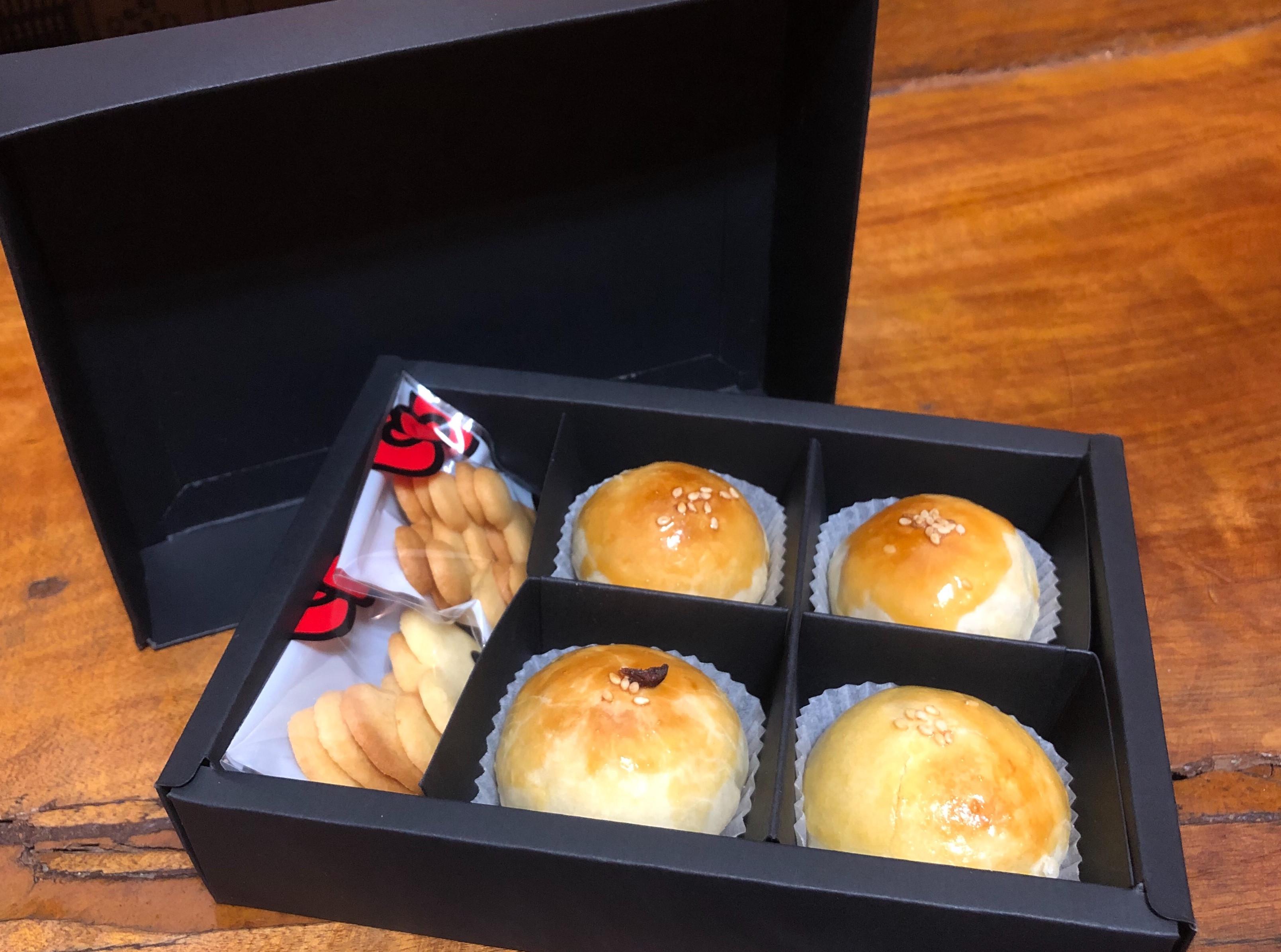 麻吉紅豆酥/蛋黃酥