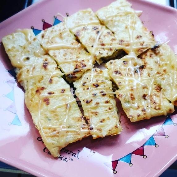 泰國香蕉煎餅煉乳椰香奶酥