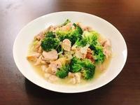 花椰菜炒雞肉(減脂料理)