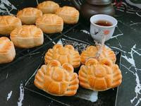 《應景中秋》造型鳳凰酥