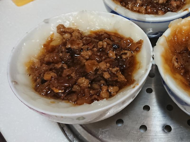 客家碗粿,第一次煮就上手^^