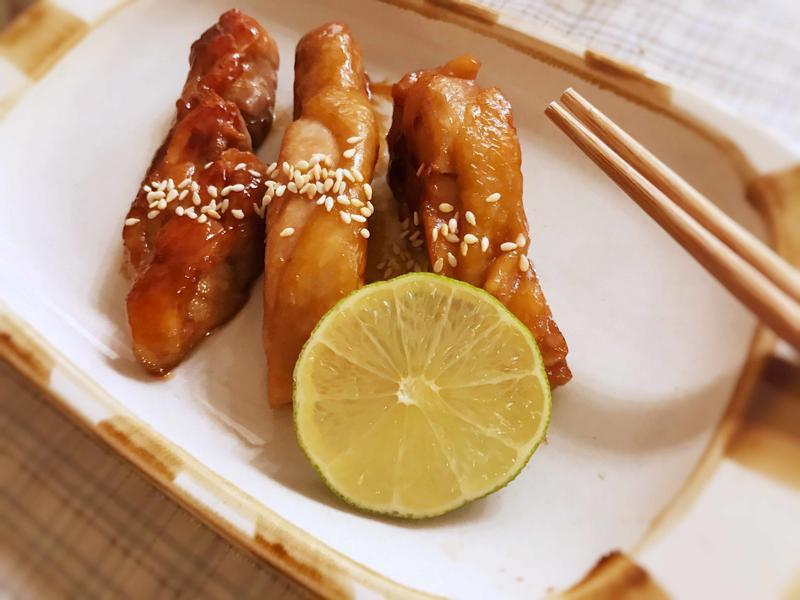 * 蠔油雞肉煮 (露營OK)