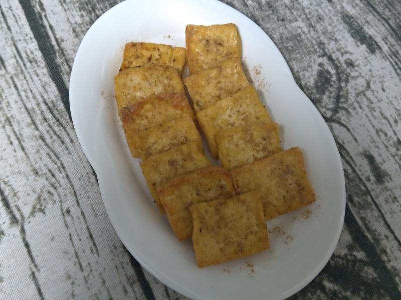 (氣炸鍋)豆腐乾