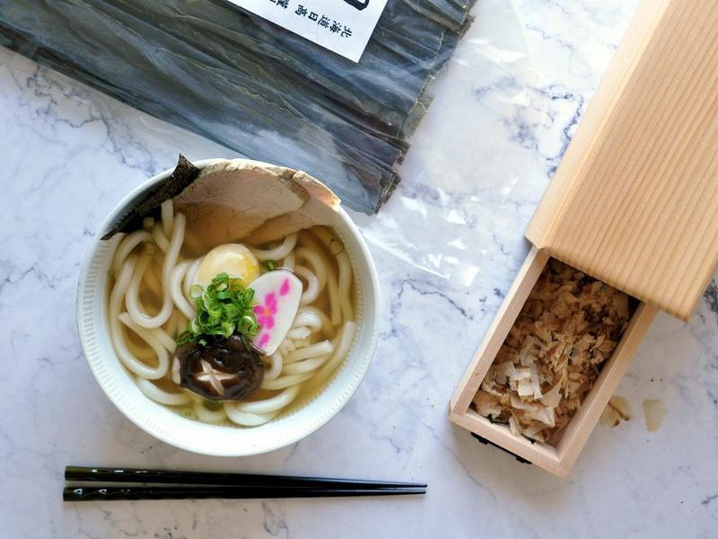 日式高湯做法:柴魚昆布高湯