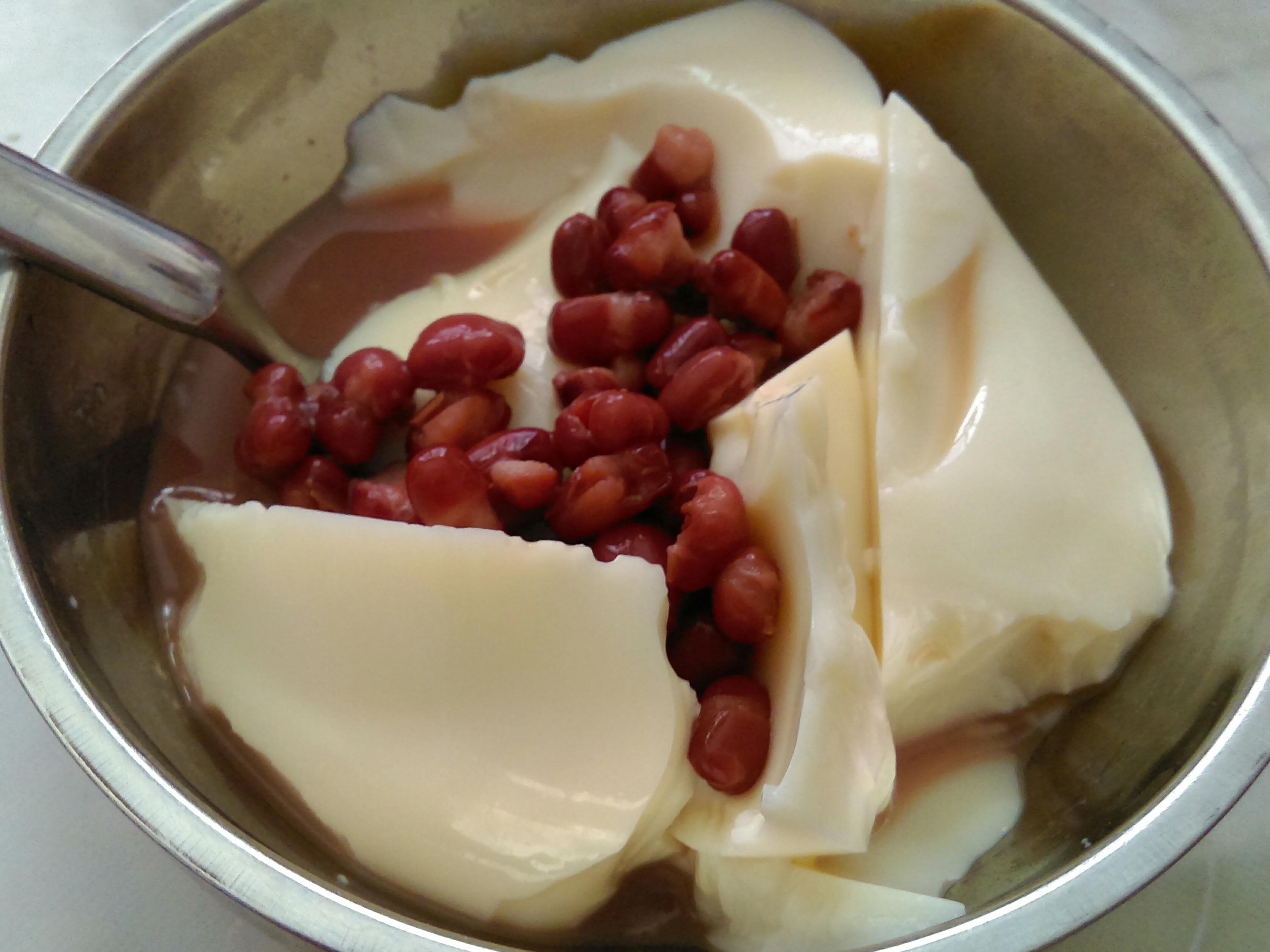 豆花(吉利丁片)