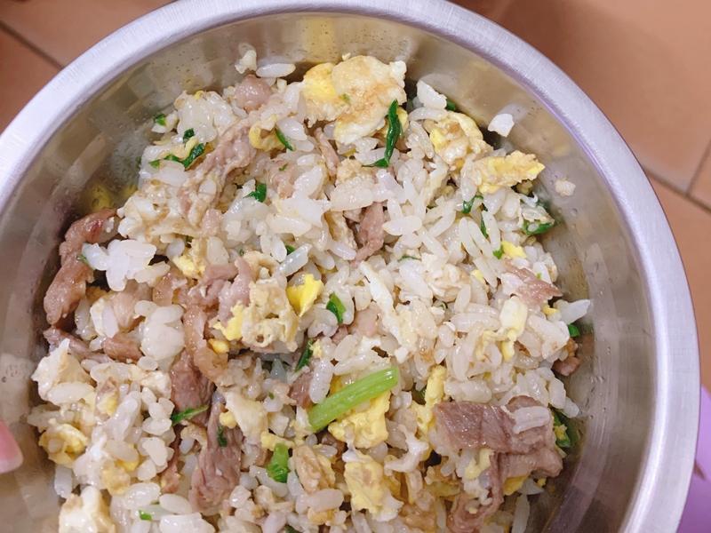 毛小孩鮮食餐 - 橄欖油羊肉炒飯