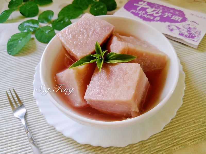 蜜芋頭-電鍋版【方爸爸的牛奶芋頭】