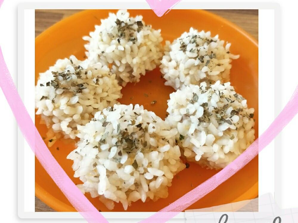 【寶寶副食品】香蒜珍珠丸子